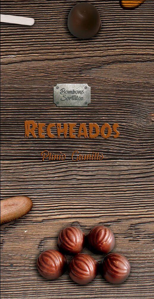 Recheados, de Plínio Camillo