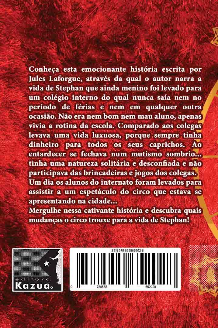 Stephan Vassiliew, de Jules Laforgue traduzido por Liliane Mendonça