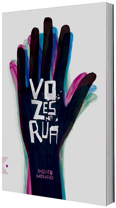 Vozes na Rua, de Daguito Rodrigues