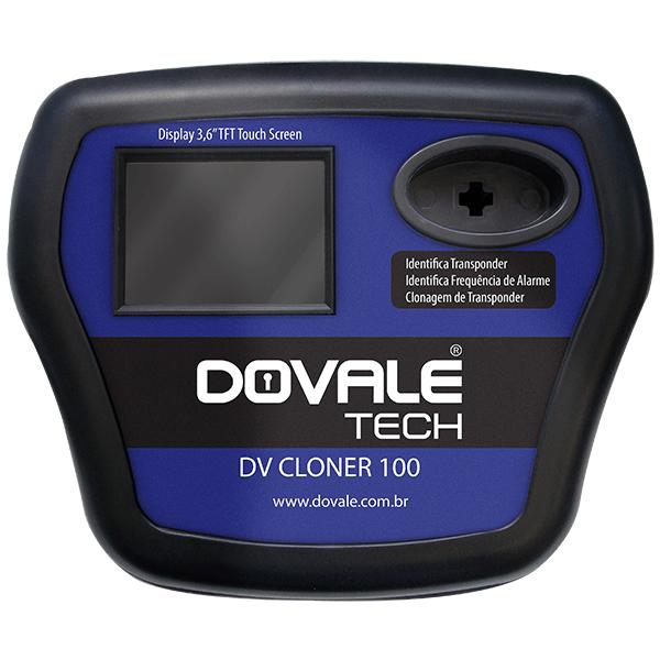 Máquina Copiadora de Chaves DV Cloner 100 - 79390