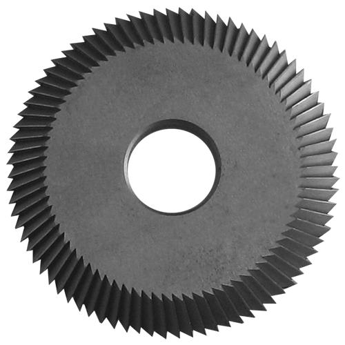 Fresa Aço Carbono Pequena Nº1  DIAM. 60 X 6,2 X12,7 MM - 77481