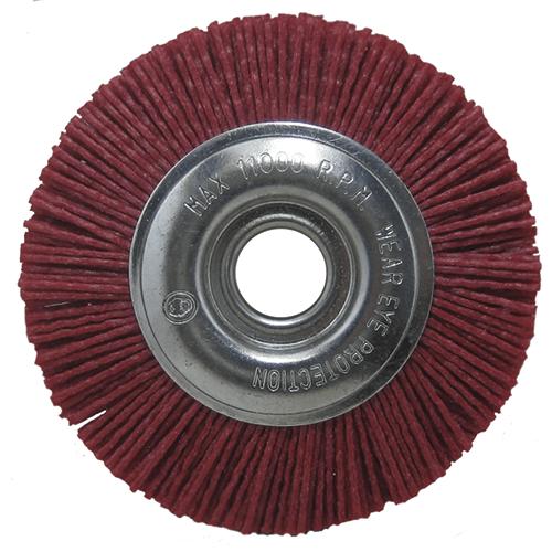 Escova de Nylon Grande Máquina 12V - 99480