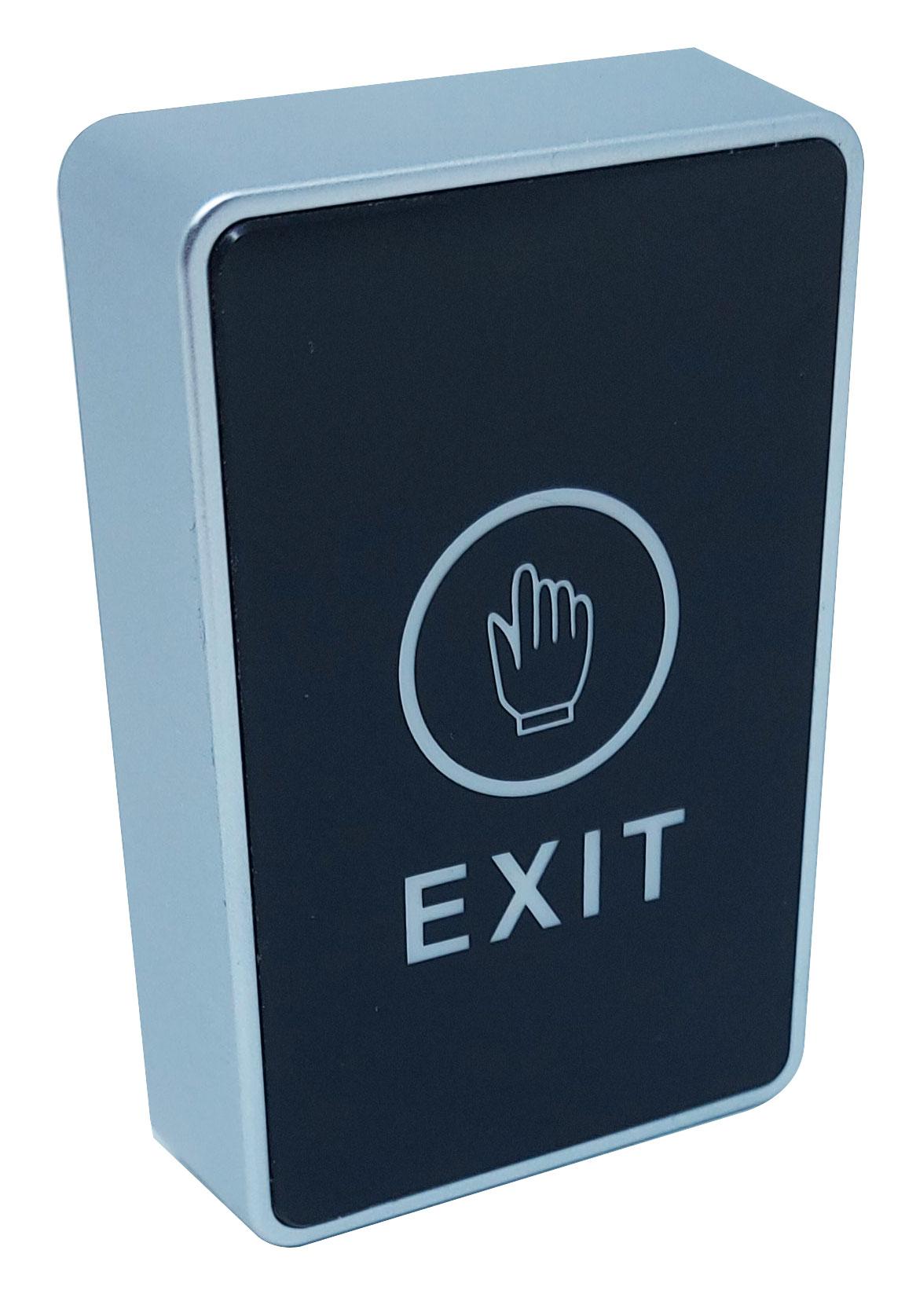 Botoeira Touch Black Exit - 20528