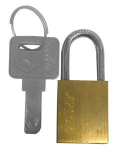 Cadeado Dovale Multiponto 19MM M1/19 Encartelado - 15119