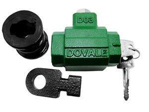 Cadeado P/ Porta de Aço Dovale King 3 - 17500