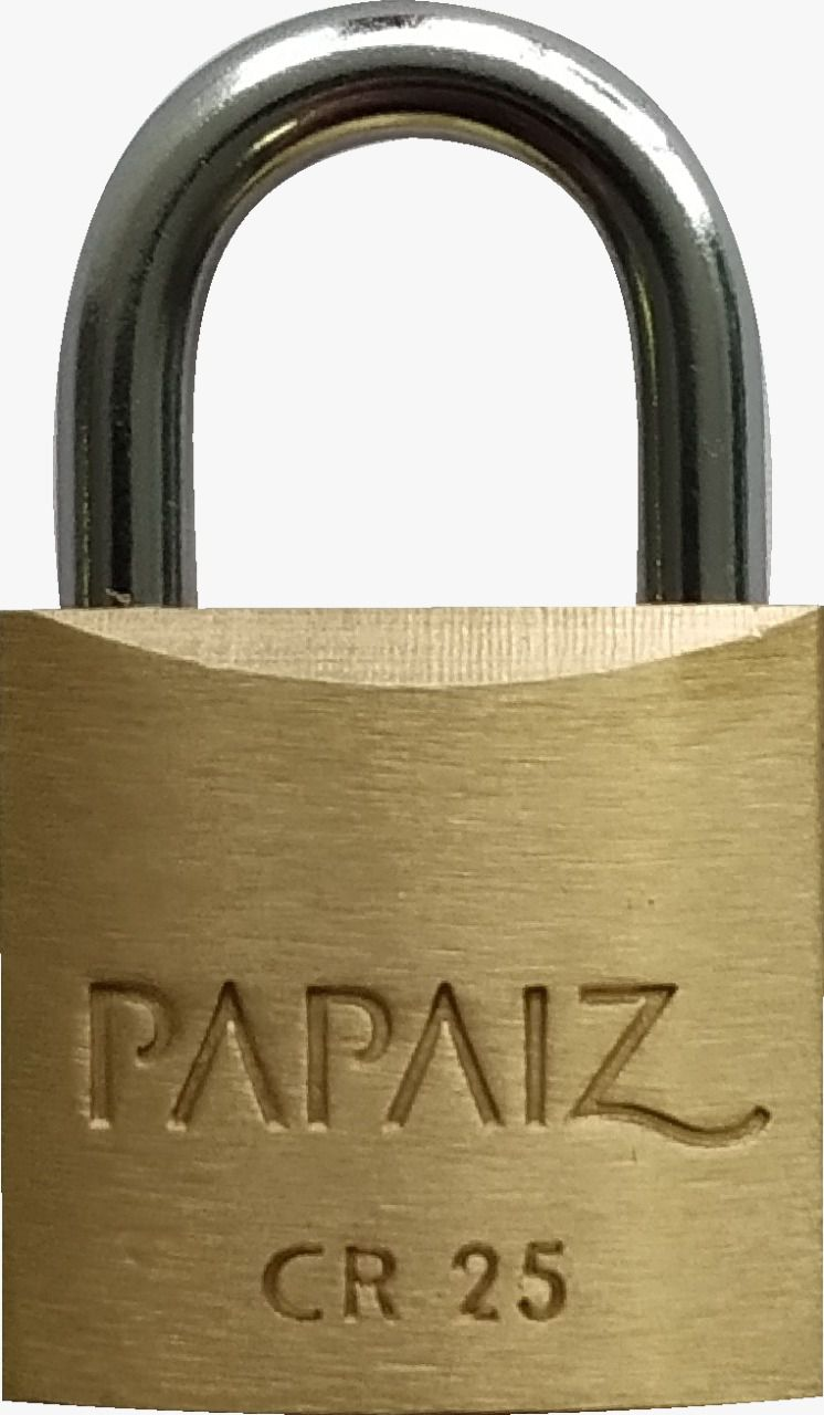 Cadeado Papaiz 25 MM FIT - 19025