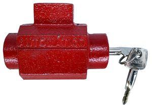 Cadeado Porta de Aço Dovale Milaninho Automático - 17600