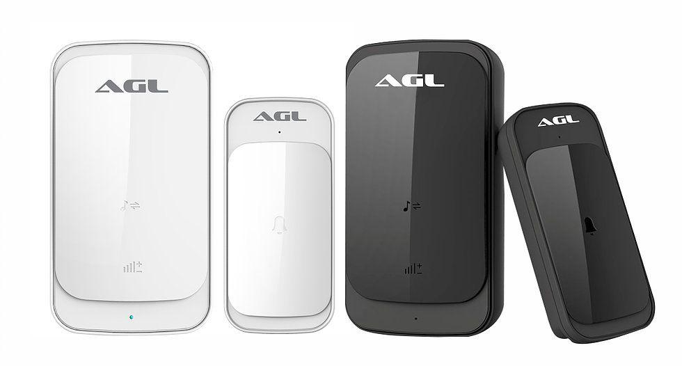Campainha Digital sem fio AGL - 40051 40052