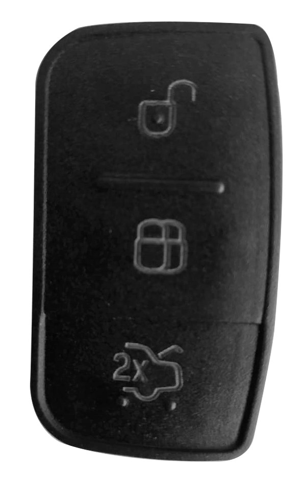Capa Alarme Ford 3 Botões - 24104