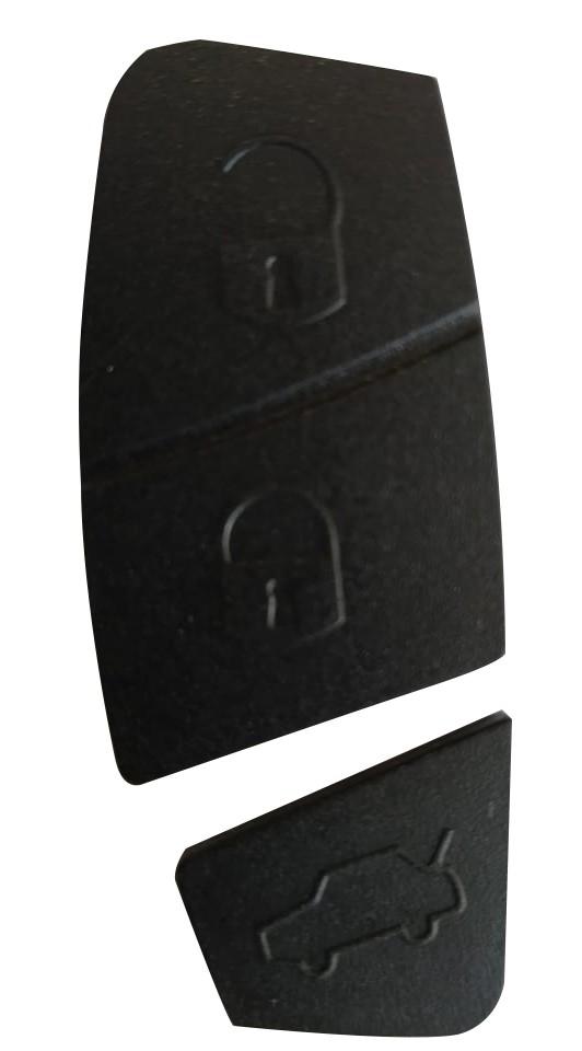 Capa P/ Alarme Telecomando Fiat Stilo/Punto/Marea 3 Botões - 24106