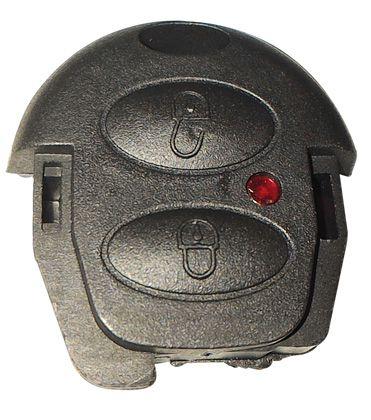 Carcaça Capa P/ Alarme Fox 2 Botões - 60404
