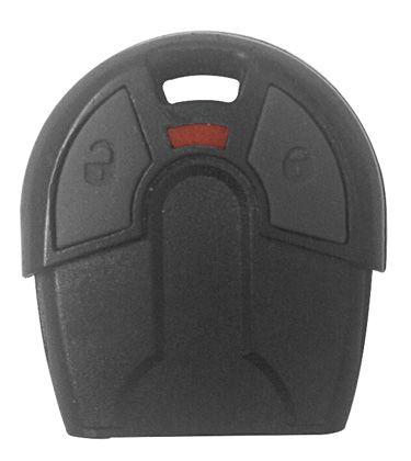 Carcaça Capa P/ Alarme MOD. 5 PS - Cabeça Fiat (Encaixe) - 60308