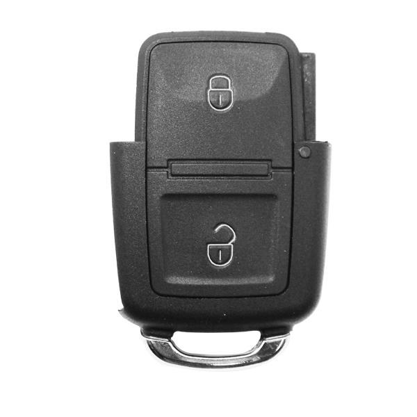 Carcaça P/ Controle Vw Golf Telecomando 2 Botões - 6598