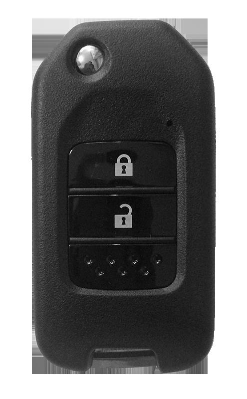 Chave Canivete G HRV/FIT 2 Botões Oca - 7449 17449