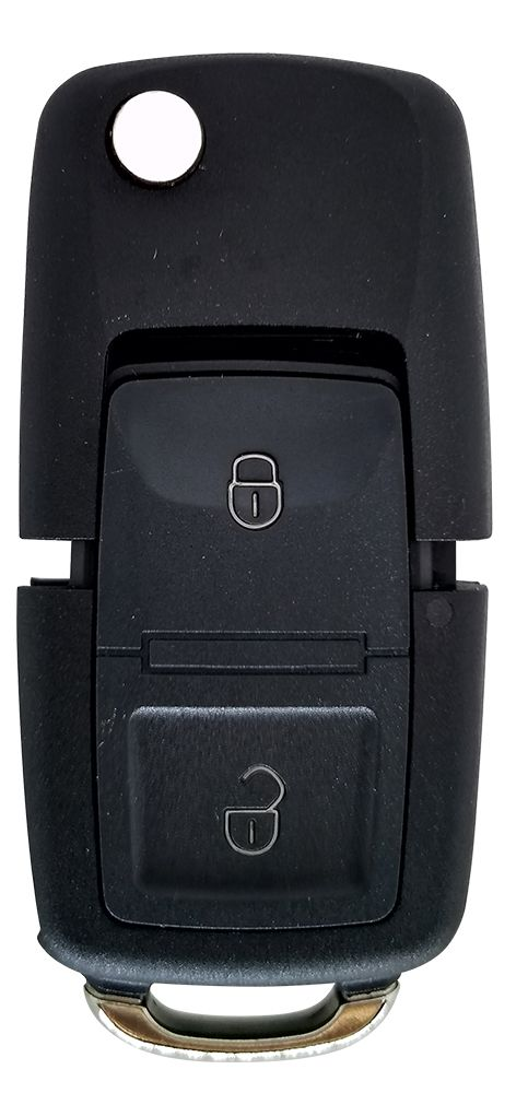 Chave Canivete P/ KD Modelo B01 - 2 Botões - 60535