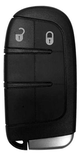 Chave Freemont 2 Botões Oca - 6325