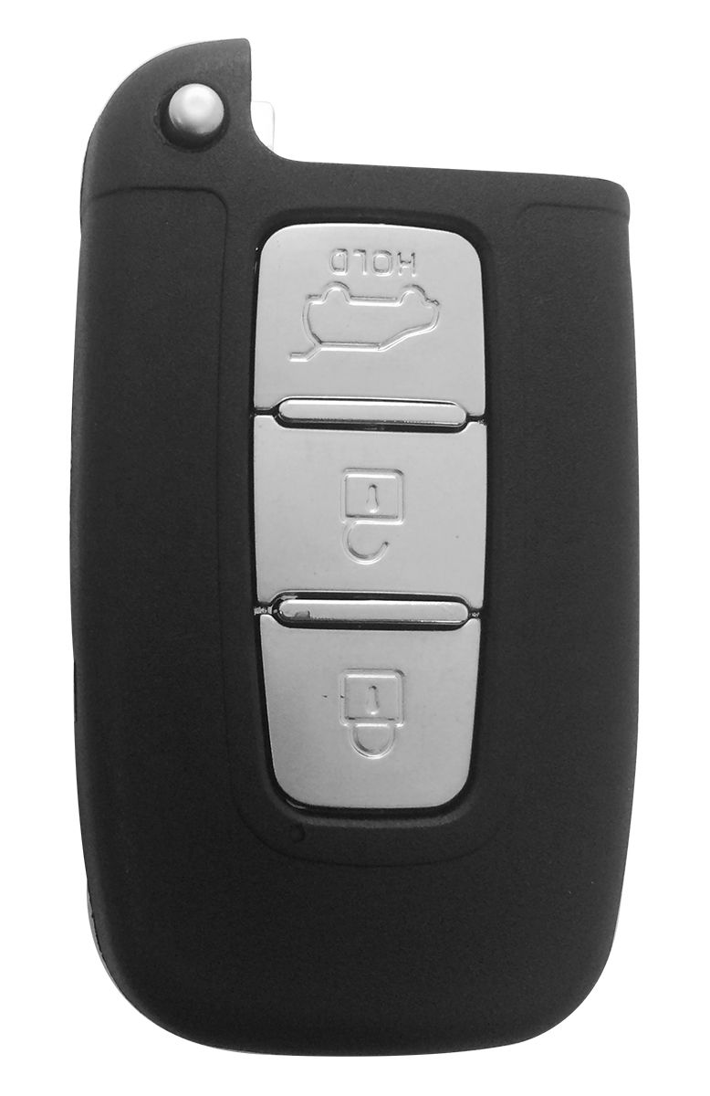 Chave Hyundai 3 Botões Presença oca - 25113