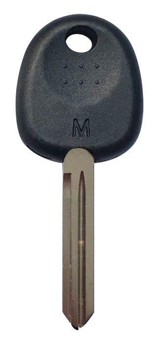 Chave Plástica HB20 gaveta - 2546