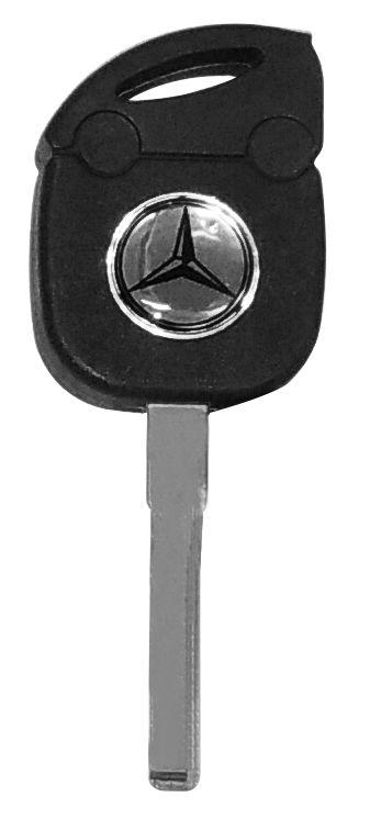 Chave Plástica Mercedes Pantográfica Gaveta - 2548