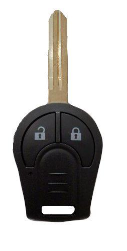 Chave Plástica Tilda/Livina 2 Botões FREQ.434MHZ - 60468