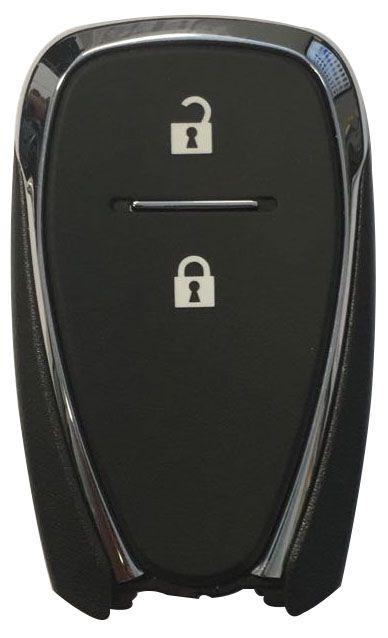 Chave Smart Card GM 2018 Completa 2 Botões Freq. 433MHZ - 60326