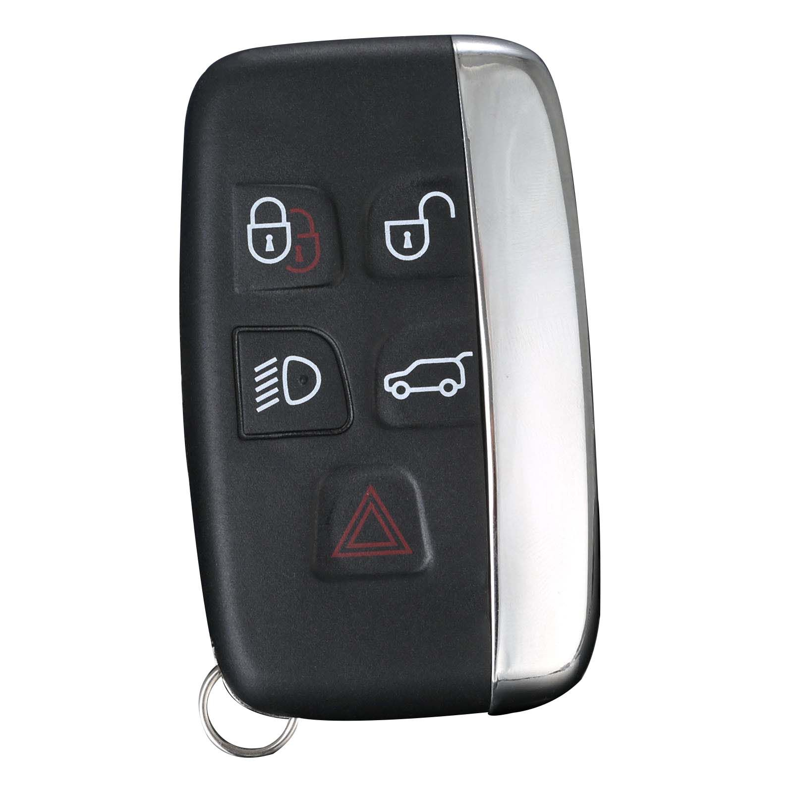 Chave Smart key Evoque 5 Botões 315MHZ - 60329
