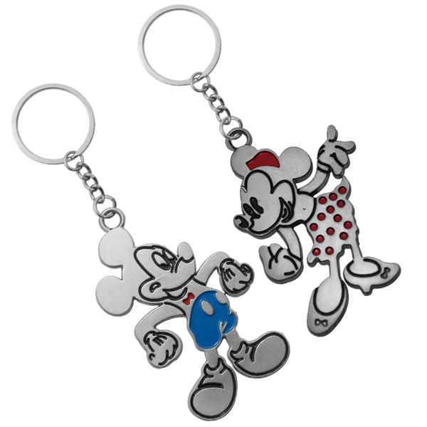 Chaveiro Duplo Modelo Mickey Disney - 70276