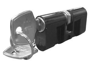 Cilindro 3F Fechadura 4000/500 Preto  - 31101