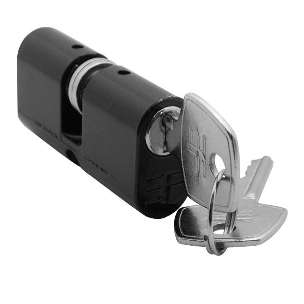 Cilindro 3F Modelo Haga Mono Fumê/Preto - 31120