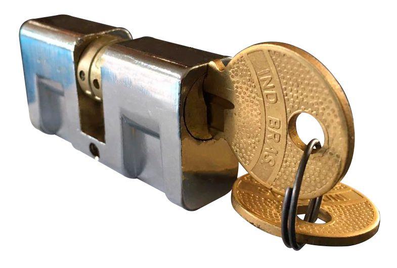 Cilindro LN Cromado - 32180