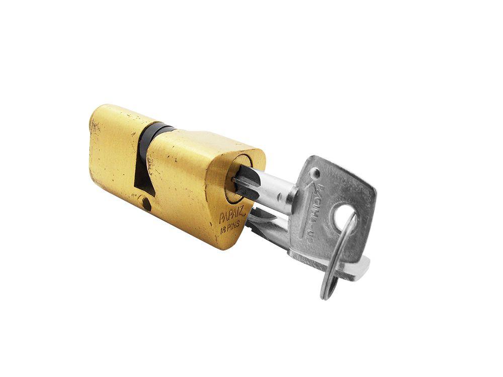 Cilindro Papaiz 20 Tetra 100 Dourado AC - 31100