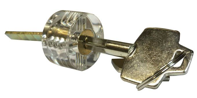 Cilindro Transparente  1-150 (5-16) - 99031