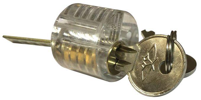 Cilindro Transparente  1-151 (5-17) - 99032