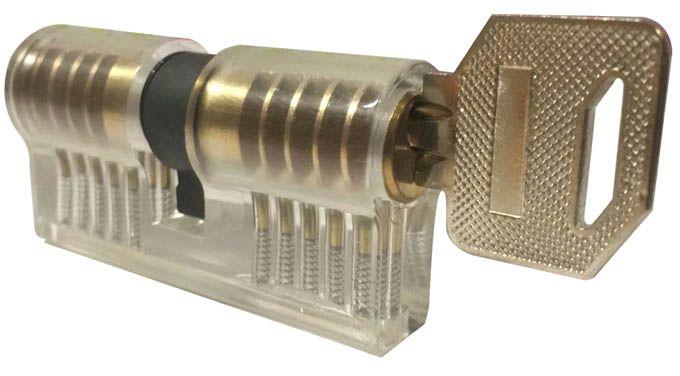 Cilindro Transparente  Kaba 1-148 (5-14) - 99029