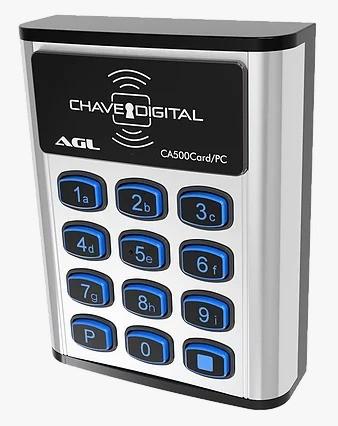 Controle de Acesso CA500 CARD/PC AGL - 40068