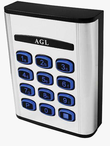 Controle de Acesso Digital CA255 AGL - 25600