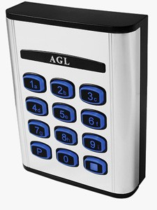 Controle de Acesso Digital CA25 /S AGL - 40067