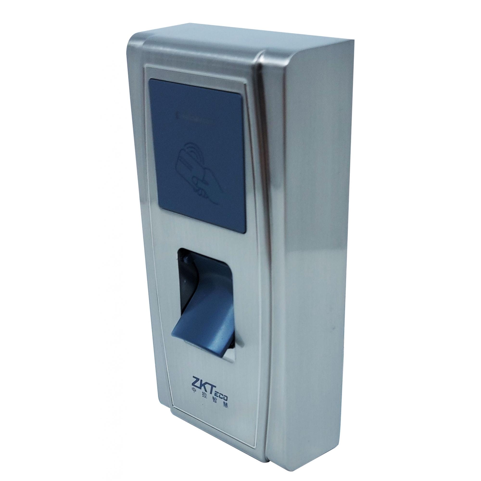 Controle de Acesso IP65 Biometria até 1500 e cartão até 10.000 - 20535