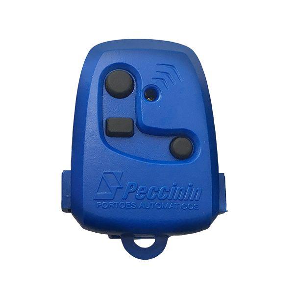 Controle para portão Peccinin Azul - 56105