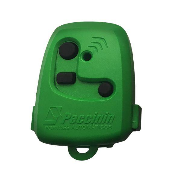Controle para portão Peccinin Verde - 54105