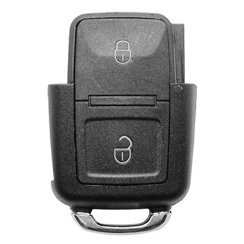Controle Telecomando VW Golf 2 Botões 753N / 433MHZ  - 60486