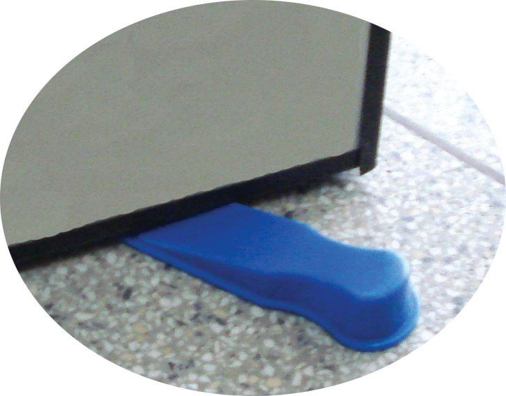 Cunha Plástica P/ Porta Pote C/25 - 20128
