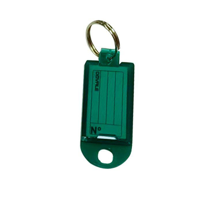 Etiqueta Dovale Verde - Refil com 50 unidades - 79232
