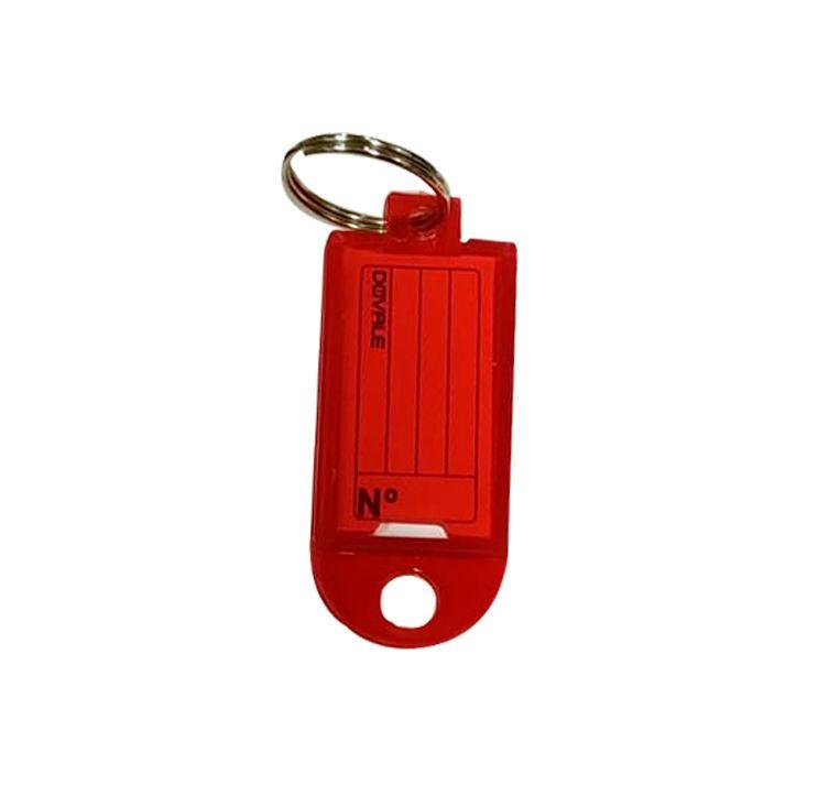 Etiqueta Dovale Vermelha - Refil com 50 unidades - 79231