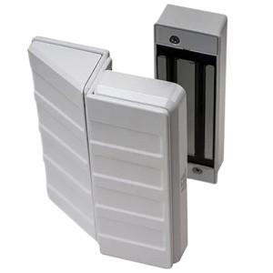 Fechadura AGL Eletroíma 150 Branca - 40093