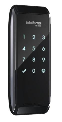 Fechadura Digital Intelbras FD 1000 - 49100