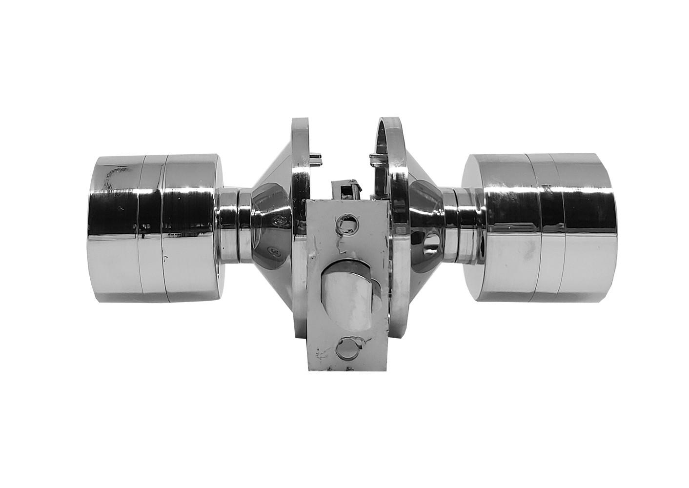 Fechadura Digital Turbock TL-99 P/ Porta Divisoria Senha E Bluetooth - 42113