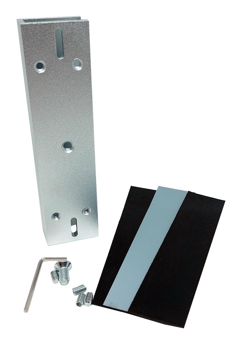 Fecho Batente Eletro - Magnético U com capacidade até 280KG - 20537