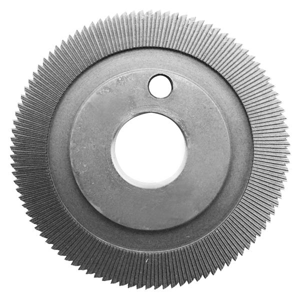 Fresa Dovale Aço Carbono 60 x 6,2 x16 Mm - 76483