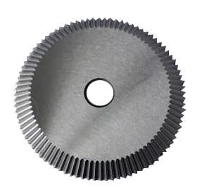 Fresa Dovale Mod. Silca Delta Z-1000  HSS 60,4 X 5,3 X 9,52 MM - 78482